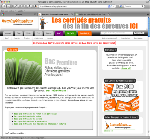 Webpedago