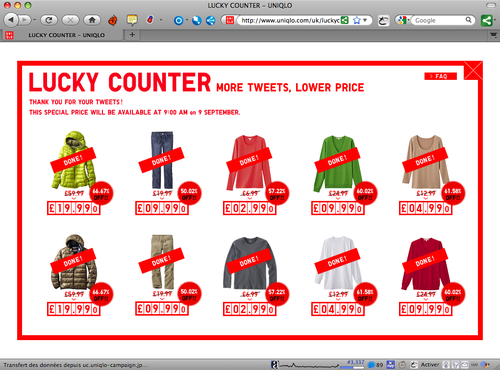 Uniqlo_luckyCounter