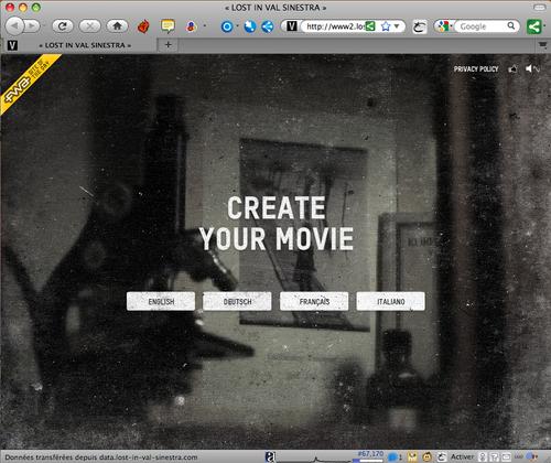 CreateYourMovie