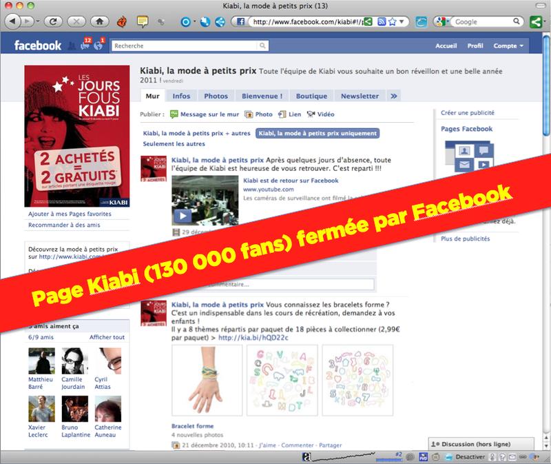 Kiabi_Facebook_page_fermee