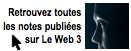 Web3sommaire